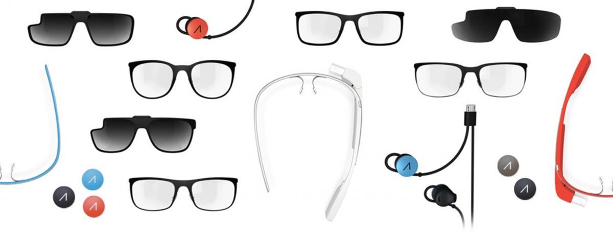 Google Glass Explorer Edition image