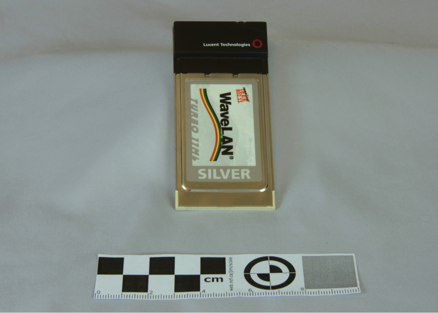 IEEE 802.11 Wavelan PCMCIA